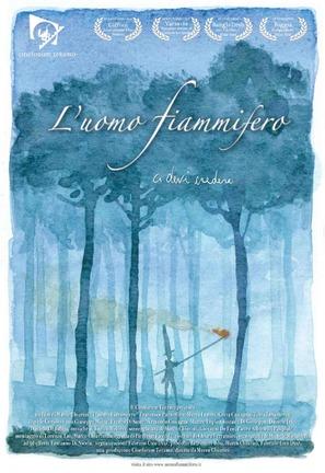 L'uomo fiammifero - Italian Movie Poster (thumbnail)
