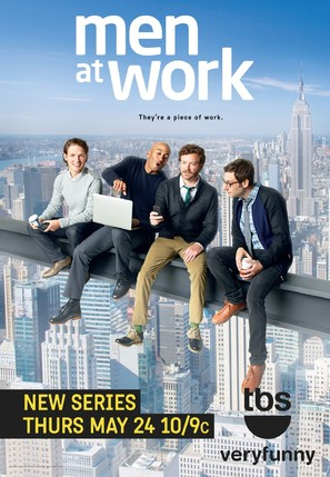 """Men at Work"" - Movie Poster (thumbnail)"
