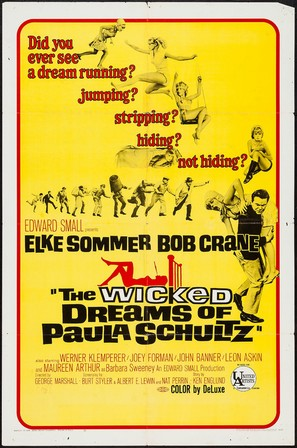 The Wicked Dreams of Paula Schultz - Movie Poster (thumbnail)