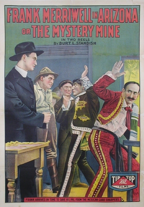 Frank Merriwell in Arizona; or, The Mystery Mine - Movie Poster (thumbnail)