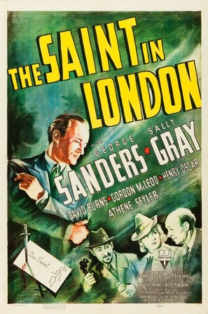 The Saint in London - Movie Poster (thumbnail)