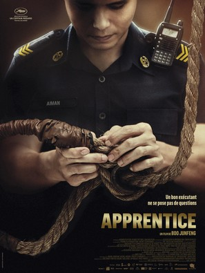 Apprentice - French Movie Poster (thumbnail)