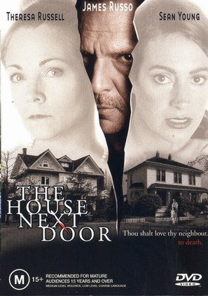 The House Next Door - Australian Movie Cover (thumbnail)