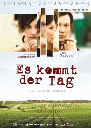 Es kommt der Tag - German Movie Poster (thumbnail)