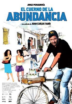 Cuerno de la abundancia, El - Spanish Movie Poster (thumbnail)