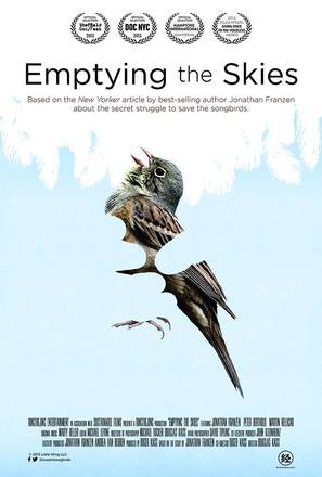 Emptying the Skies - Movie Poster (thumbnail)