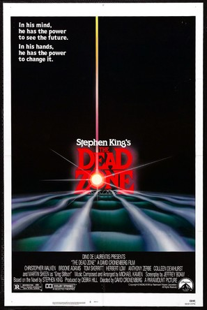 The Dead Zone - Movie Poster (thumbnail)