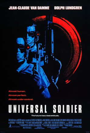 Universal Soldier - Movie Poster (thumbnail)