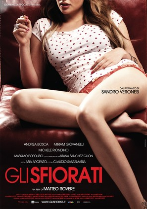 Gli sfiorati - Italian Movie Poster (thumbnail)