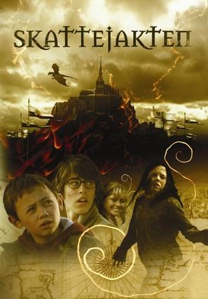 """""""Skattejakten"""" - Movie Poster (thumbnail)"""