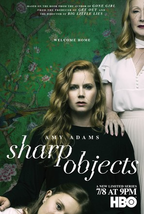 """""""Sharp Objects"""" - Movie Poster (thumbnail)"""