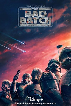"""Star Wars: The Bad Batch"" - Movie Poster (thumbnail)"