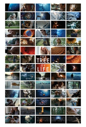 The Tree of Life - Movie Poster (thumbnail)