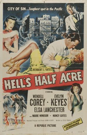 Hell's Half Acre - Movie Poster (thumbnail)