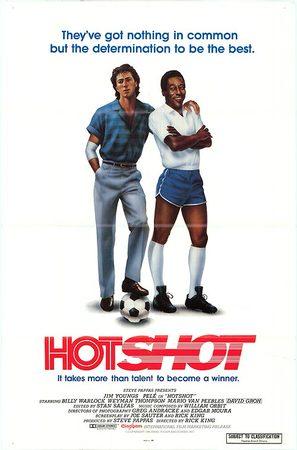 Hotshot - Movie Poster (thumbnail)