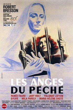 Les anges du péché - French Movie Poster (thumbnail)
