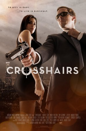 Crosshairs - Movie Poster (thumbnail)