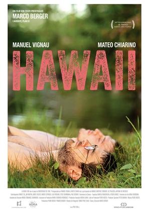 Hawaii - German Movie Poster (thumbnail)