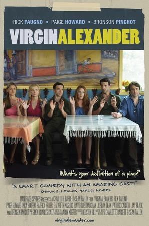 Virgin Alexander - Movie Poster (thumbnail)