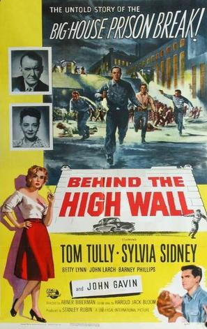 Behind the High Wall - Movie Poster (thumbnail)