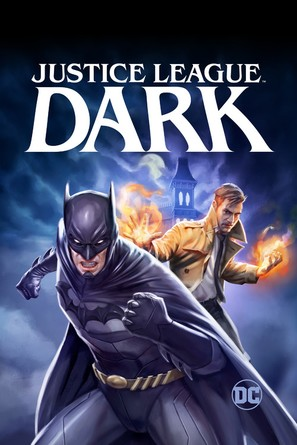 Justice League Dark - Movie Cover (thumbnail)