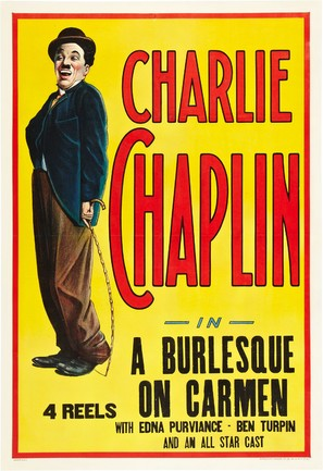 Burlesque on Carmen - Movie Poster (thumbnail)