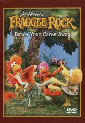 """""""Fraggle Rock"""" - DVD movie cover (thumbnail)"""