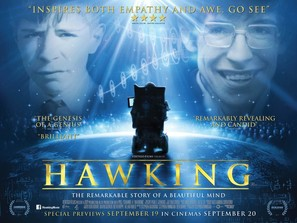 Hawking - British Movie Poster (thumbnail)