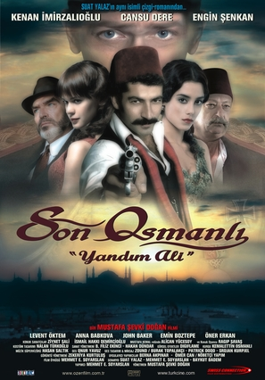 Son osmanli yandim ali - Theatrical poster (thumbnail)