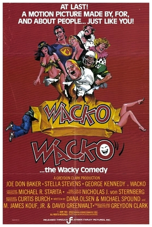 Wacko - Movie Poster (thumbnail)