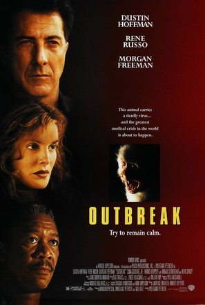 Outbreak - Theatrical poster (thumbnail)