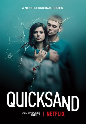 """Quicksand"" - Movie Poster (thumbnail)"