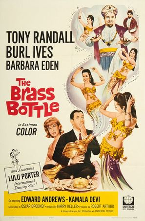 The Brass Bottle - Movie Poster (thumbnail)