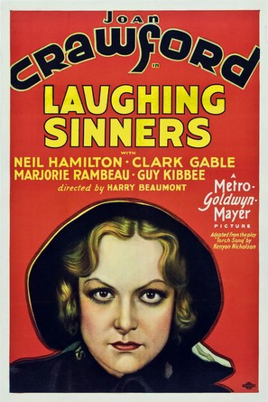 Laughing Sinners - Movie Poster (thumbnail)