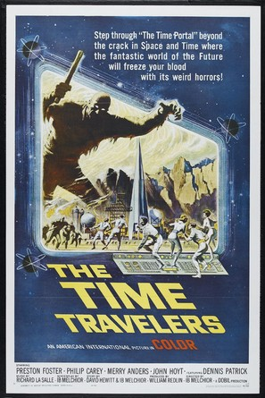The Time Travelers - Movie Poster (thumbnail)