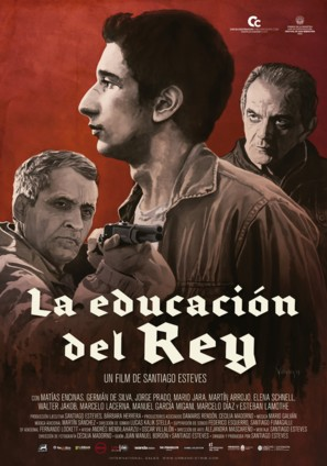 La educación del Rey - Argentinian Movie Poster (thumbnail)