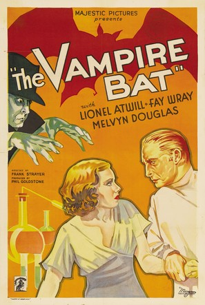 The Vampire Bat - Movie Poster (thumbnail)