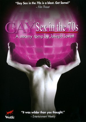 Gay Sex in the 70s - DVD cover (thumbnail)