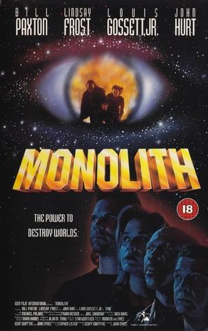 Monolith - British Movie Cover (thumbnail)