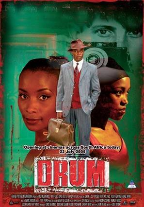 Drum - South African Movie Poster (thumbnail)