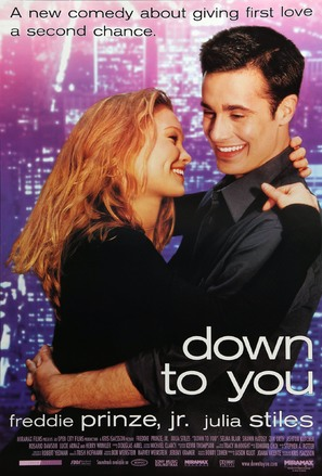 Down To You - Movie Poster (thumbnail)