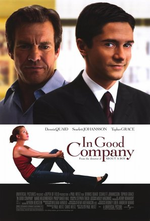 In Good Company - Movie Poster (thumbnail)