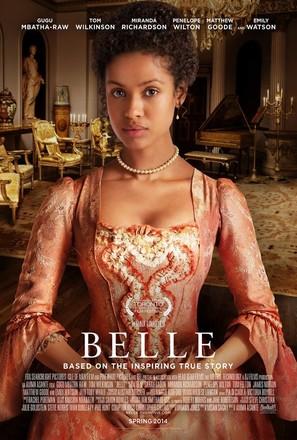Belle - British Movie Poster (thumbnail)