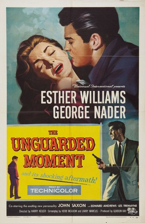 The Unguarded Moment - Movie Poster (thumbnail)