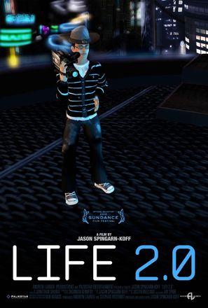 Life 2.0 - Movie Poster (thumbnail)