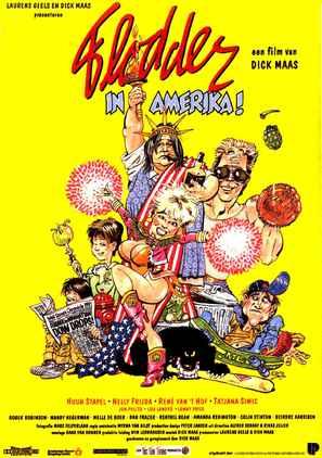 Flodder in Amerika! - Dutch Movie Poster (thumbnail)