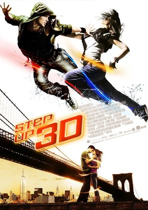Step Up 3D - Movie Poster (thumbnail)