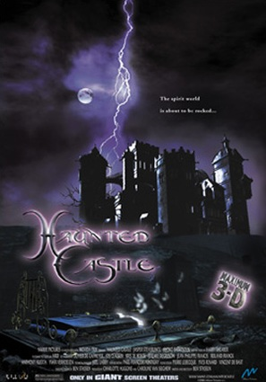 Haunted Castle - Movie Poster (thumbnail)