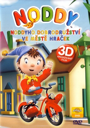 """Noddy"" - Czech Movie Cover (thumbnail)"