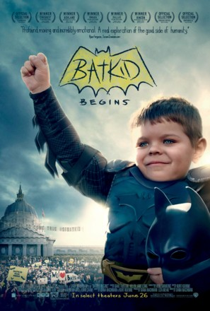 Batkid Begins: The Wish Heard Around the World - Movie Poster (thumbnail)